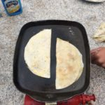 Quesadilla party